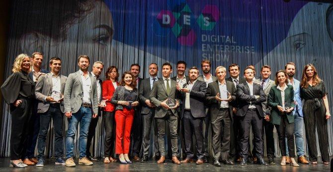 Cristina Ruiz (Indra), Liberbank, Broadcaster y NH, galardonados en DES2018