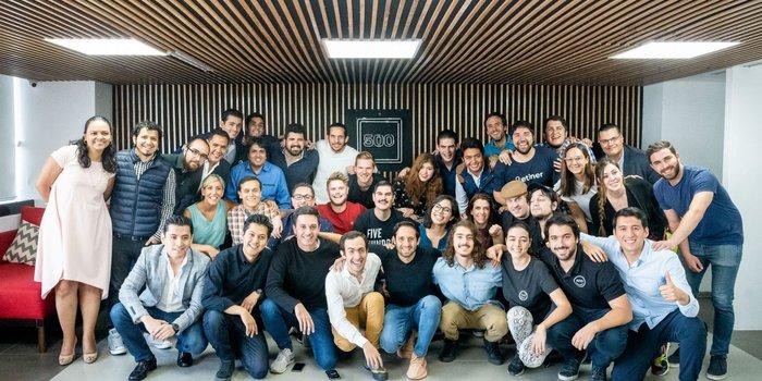 500 Startups anuncia inversión en 11 compañías de México, Argentina, Chile y Colombia